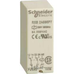 رله اشنایدر مدل RSB2A080P7 schneider