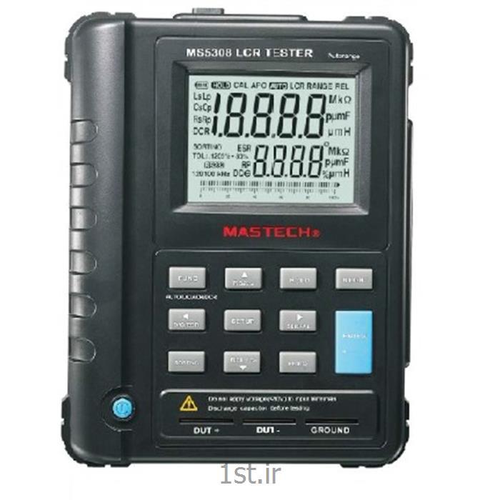 عکس سایر تجهیزات اندازه گیری و ابزار دقیقLCR سنج حرفه ای مستچ مدل MASTECH MS5308