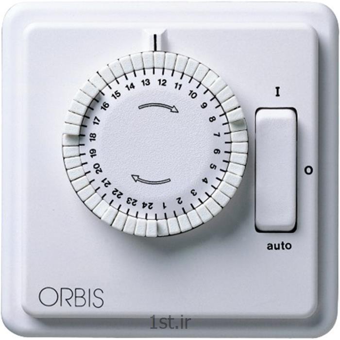 کلید تایمر دار روزانه اربیس مدل ORBIS ILUMATIC<