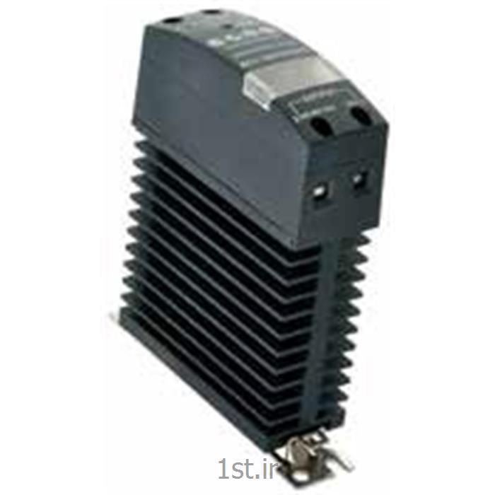 رله تکفاز ریلی SSR هیت سینک دار 40 آمپر مدل SC1-30D40660A