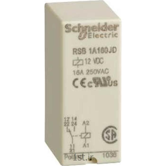 رله اشنایدر مدل RSB1A160JD schneider
