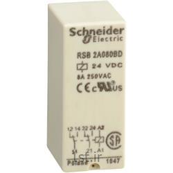رله اشنایدر مدل RSB2A080BD schneider