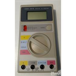 عکس سایر تجهیزات اندازه گیری و ابزار دقیقمولتی متر هیوکی مدل HIOKI 3216