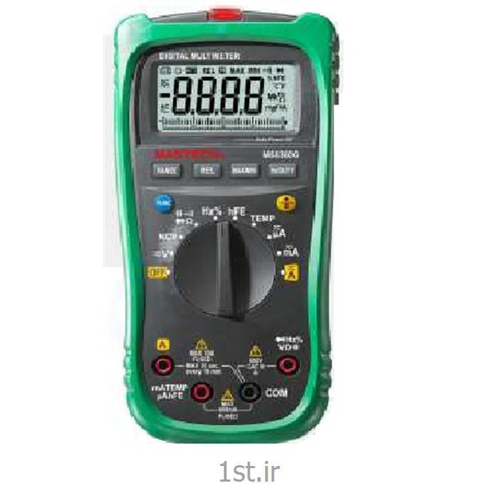مولتی متر دیجیتال الکترونیکی مستچ مدل MASTECH MS8360G