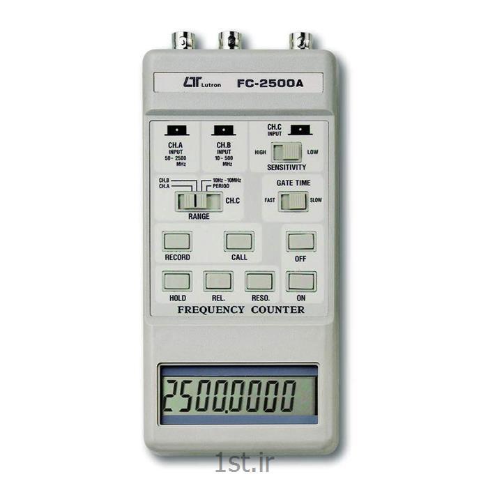فرکانس متر دیجیتال لوترون مدل Lutron FC-2500A