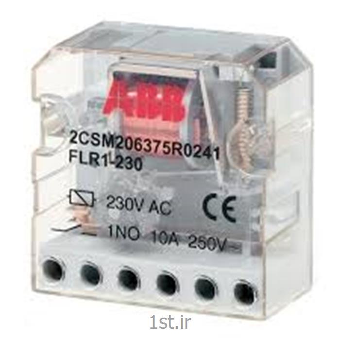 رله ضربه ای 1 کنتاکت 10 آمپر مدلABB FLR1-230