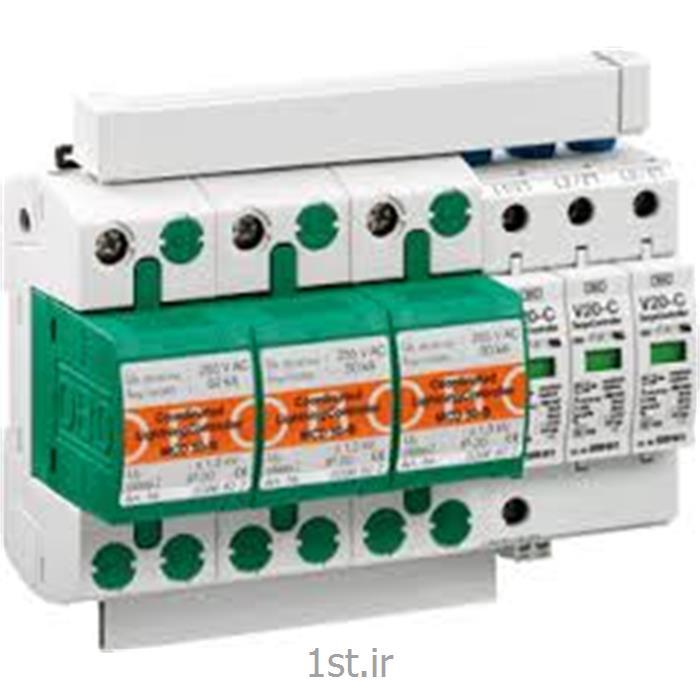 عکس تجهیزات توزیع برقارستر مدل OBO PS3-B+C/TNC+FS