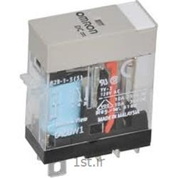 عکس رلهرله امرن (OMRON) تک با LED مدل G2R1-SNI-AC12