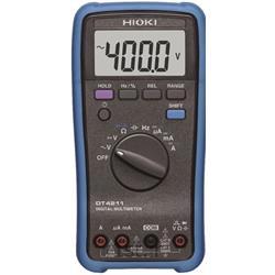 عکس سایر تجهیزات اندازه گیری و ابزار دقیقمولتی متر دیجیتال هیوکی مدل HIOKI DT-4211