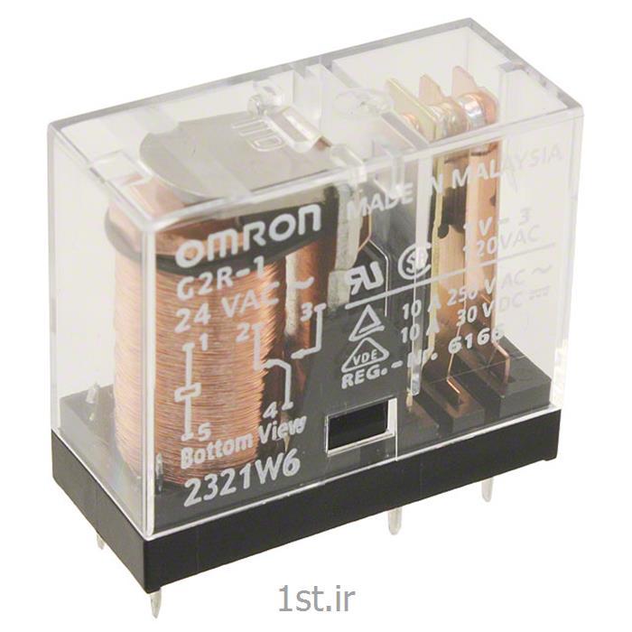 رله امرن (OMRON) سوکتی 10 آمپر مدل G2R1-AC12