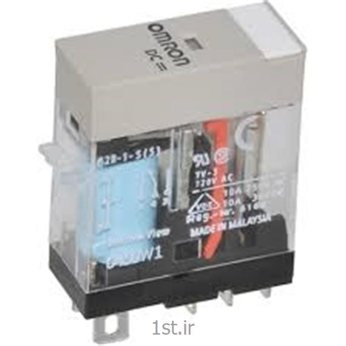 رله امرن (OMRON) تک با LED مدل G2R1-SNI-DC12