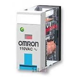 رله امرن (OMRON) دو کنتاکت با LED مدلG2R2-SNI-AC110