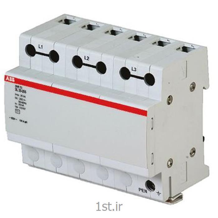 برق گیر 3 فاز تایپ 2+1مدلABB  OVR-T1-3L-25-255-TS