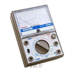 عکس سایر تجهیزات اندازه گیری و ابزار دقیقمولتی متر عقربه ای هیوکی مدل HIOKI 3007