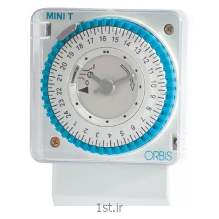 ساعت فرمان آنالوگ روزانه ذخیره دار اربیس ORBIS MINI T QRD