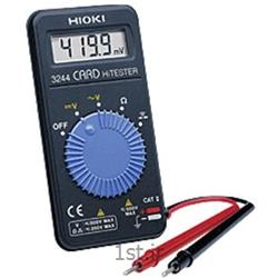 عکس سایر تجهیزات اندازه گیری و ابزار دقیقمولتی متر کوچک هیوکی مدل  HIOKI 3244