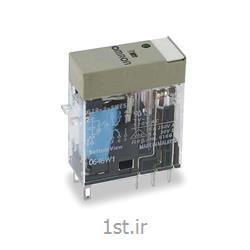 رله امرن (OMRON) دو کنتاکت با LED مدل G2R2-SNI-DC48