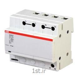 برق گیر 1 فاز تایپ 2+1 مدلABB OVR-T1-1N-25-255-TS