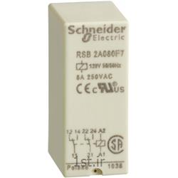 رله اشنایدر مدل RSB2A080F7 schneider