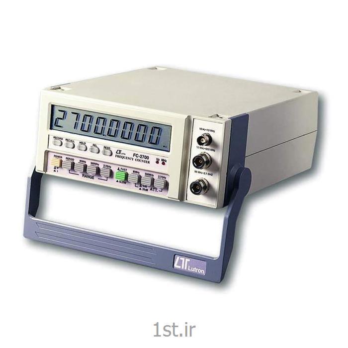 فرکانس متر دیجیتال رومیزی لوترون مدل Lutron FC-2700