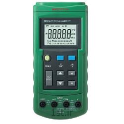کالیبراتور جریان و ولتاژ مستچ مدل MASTECH MS7221