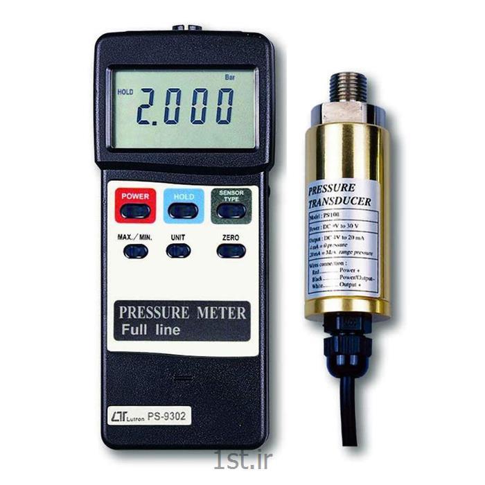 فشارسنج و مانومتر دیجیتال لوترون مدل Lutron PS-9302