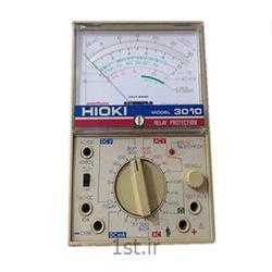 عکس سایر تجهیزات اندازه گیری و ابزار دقیقمولتی متر عقربه ای هیوکی مدل HIOKI 3010