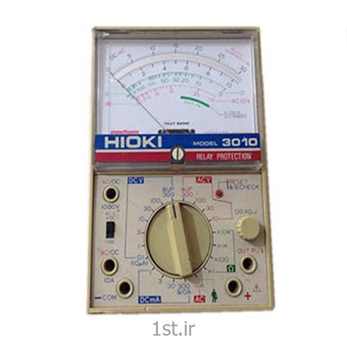 مولتی متر عقربه ای هیوکی مدل HIOKI 3010