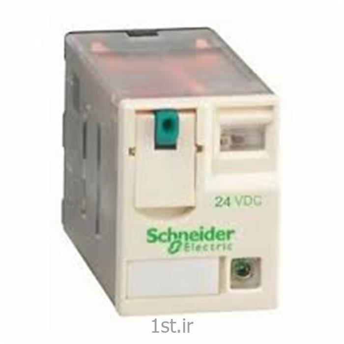 رله اشنایدر مدل RXM2AB2BD schneider