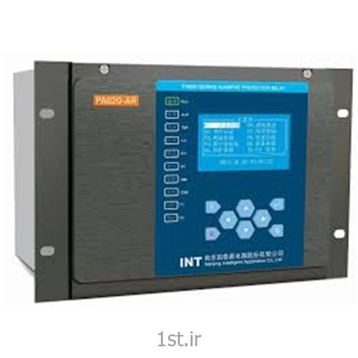 رله حفاظت ترانسفر اتوماتیک و حفاظت فیدر INT PA620-P