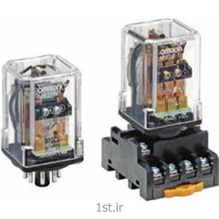 رله امرن (OMRON) سه کنتاکت گرد 10 آمپر MK3PN-IAC240