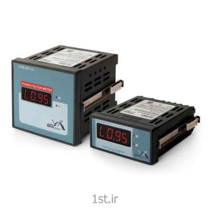عکس سایر تجهیزات اندازه گیری و ابزار دقیقکسینوس فی متر تکفاز یک نمایشگربرنا مدل PF1-1B