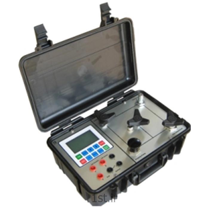 عکس سایر ابزار آلات اندازه گیری فشارPPC-H+ / PPC-H کالیبراتور پرتابل فشار گیج هیدرولیک با کلاس دقتی 0.025% / 0.05%