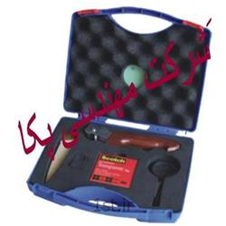 عکس سایر ابزار آلات اندازه گیری و سنجشکراس کات - تست چسبندگی رنگ