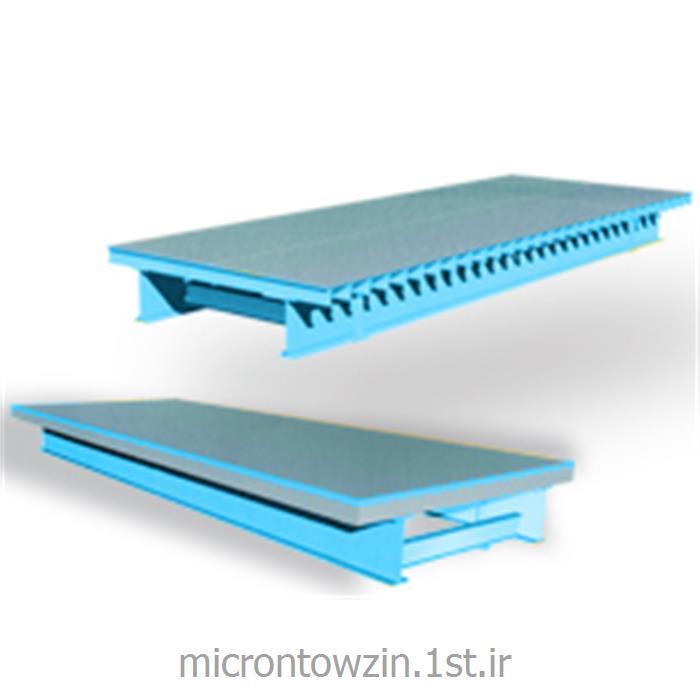 عکس ترازوی وزن کشیباسکول تمام فلز داخل گود میکرون توزین microntowzin