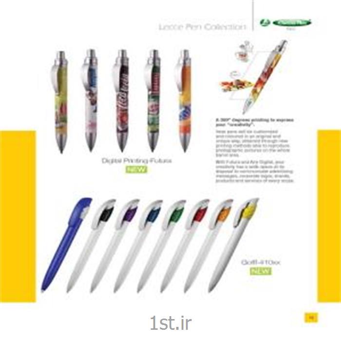 عکس سایر خودکارهاخودکار پلاستیکی تبلیغاتی برقعی