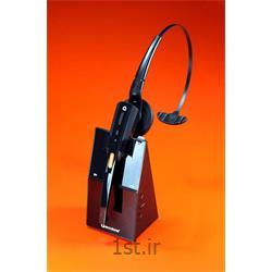 عکس هدست تلفنهدست بیسیم مراکز تماس و اداره اکیوتون سری Headset Accutone WT99