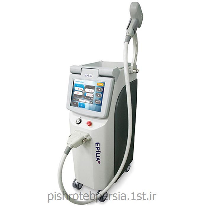 عکس دستگاه لیزر زیباییدستگاه لیزر دایود رفع موهای زائد Diode Epilia RF