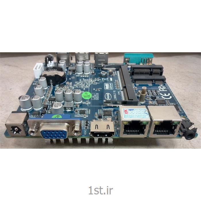 عکس مادربورد کامپیوترمینی مادربرد چهار هسته ای Iwill