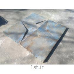 قالب فلزی ستاره ای