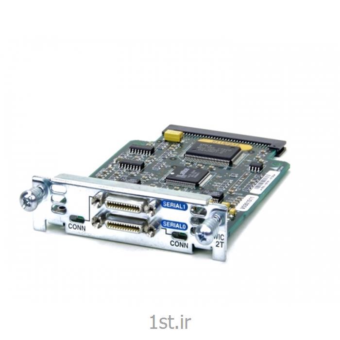 ماژول شبکه سیسکو مدل HWIC-2T