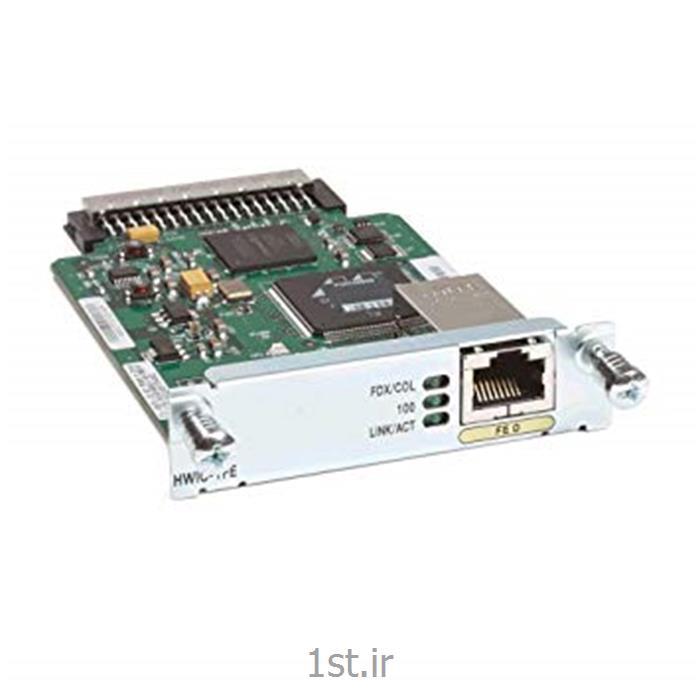 ماژول شبکه سیسکو مدل HWIC-1FE