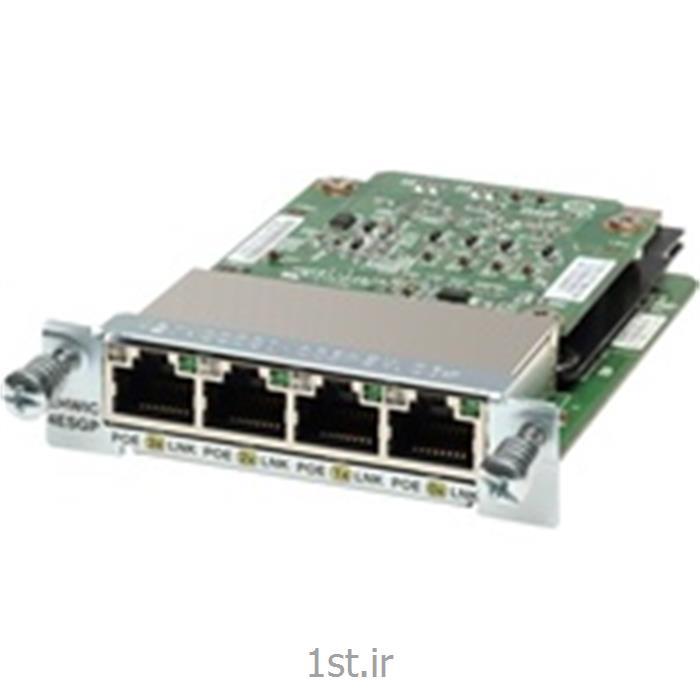 ماژول شبکه سیسکو مدل HWIC-4SHDSL