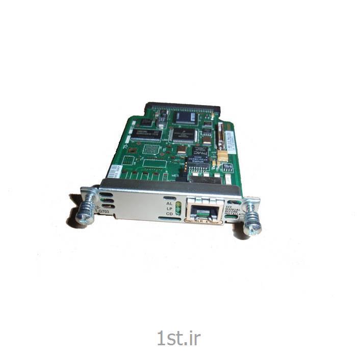 ماژول شبکه سیسکو مدل VWIC2-1MFT G703