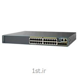سوئیچ سیسکو Cisco Switch WS - C2960 - 24TC - L