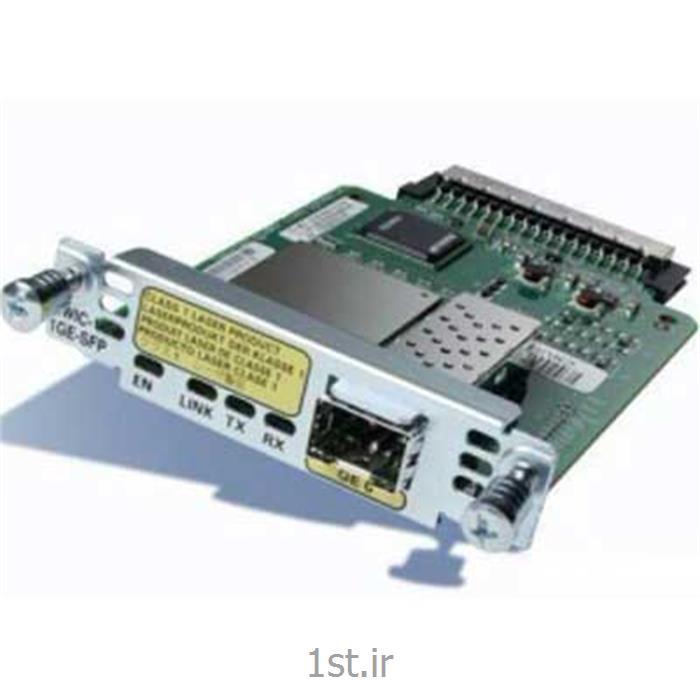 ماژول شبکه سیسکو مدل HWIC-1GE-SFP