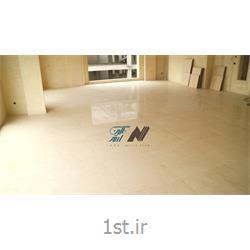سنگ مرمریت سفید سورت شده ساختمانی دهبید سایز 60*60