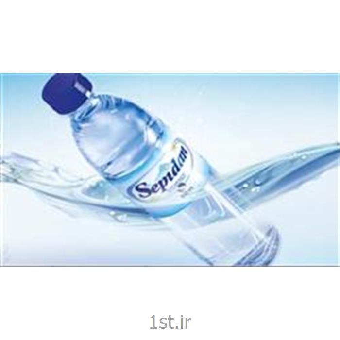 عکس آب معدنیآب معدنی 0/5 لیتری سپیدان