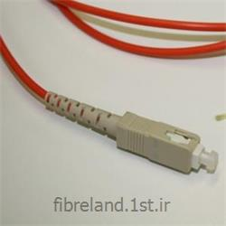 پیگتیل فیبر نوری SC مالتی مود - Pigtail Multi mode SC