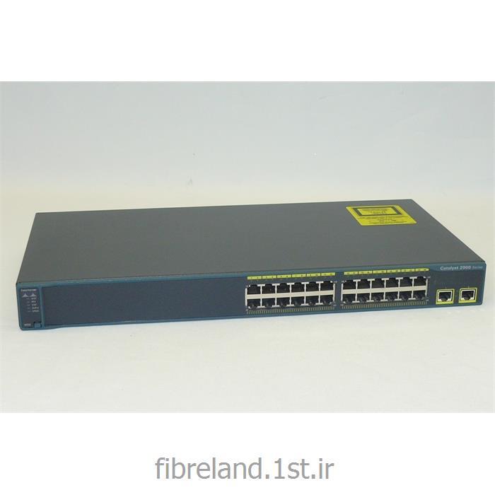 سوئیچ سیسکو - Switch Cisco - سوئیچ سیسکو WS-C2960-24TT-L